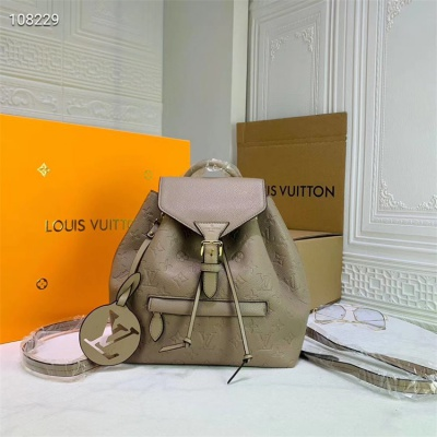 LV Backpack - #M43432 Montsouris