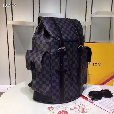 LV Backpack - #M43735 Christopher Backpack