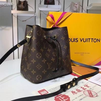 LV Shoulder & Cross Body Bags - #M44020 Classic Brown Neonoe Black Lining