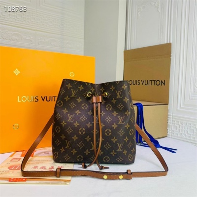 LV Shoulder & Cross Body Bags - #M44022 Classic Brown Neonoe Brown Lining