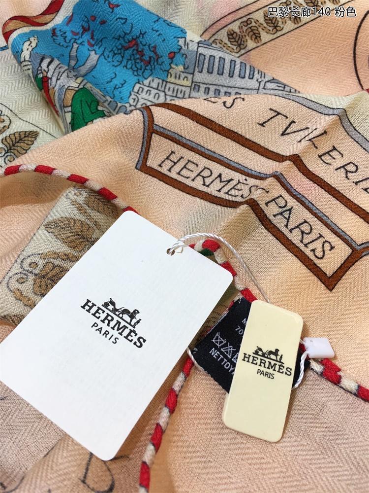 Hermes - Scarves #HMS4001
