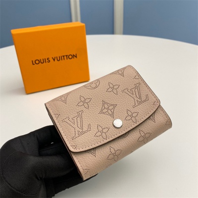 M62541 - LV Baby Pink Iris Leather Wallet