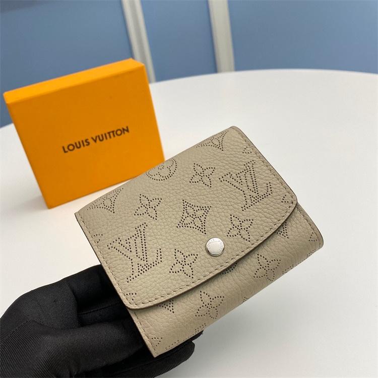 M62542 - LV Almond Iris Leather Wallet