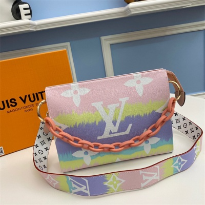 M68136 - LV Pink Toilet Puch XL