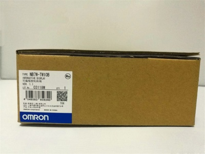 NB7W-TW00B OMRON Human Machine Interface