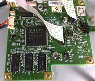 Circuit board for D05031A Schneider HMI