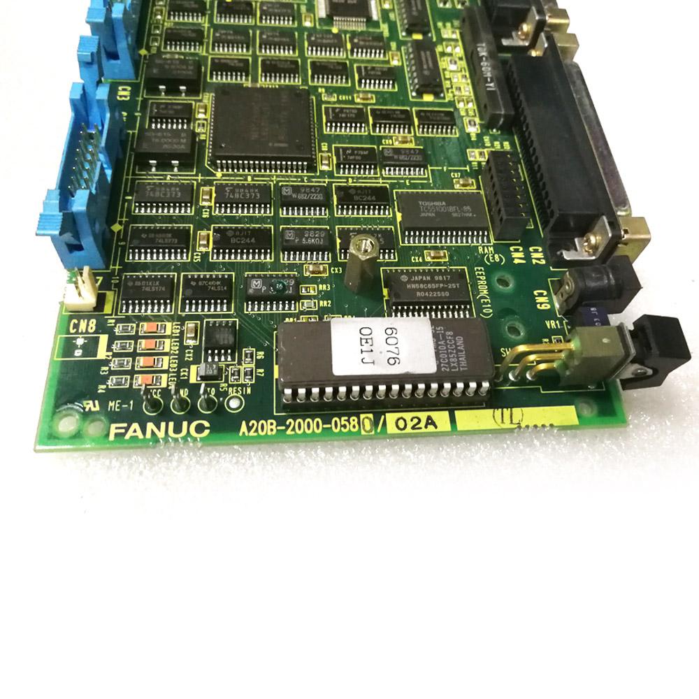 I/O board of Fanuc A20B-2000-0580