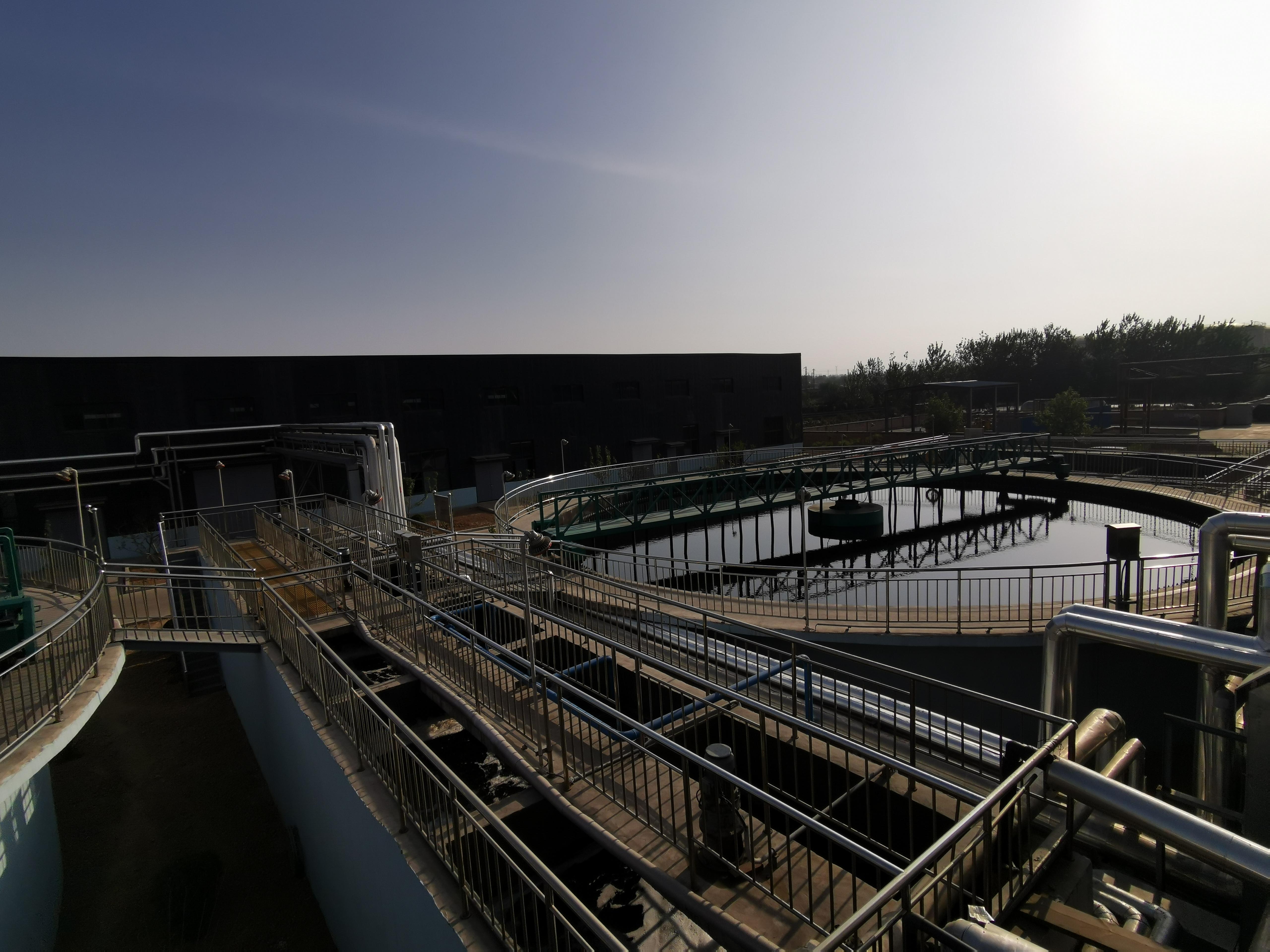 山西至信宝能工业废水处理及中水回用系统项目