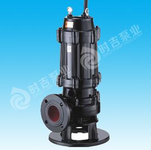 潛水泵工作原理與選型