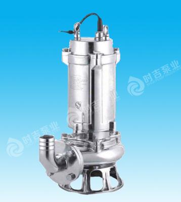 WQF污水污物潛水電泵