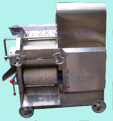 鱼肉采取机ZU -500型