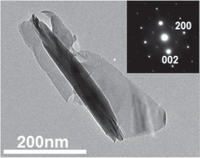 高质量黑磷晶体