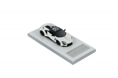 New product pre-sale:VMB 1:64 W Motors Fenyr SuperSport White and black