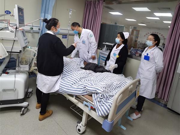 着力提升疾病诊疗能力,推进呼吸与危重症学科建设