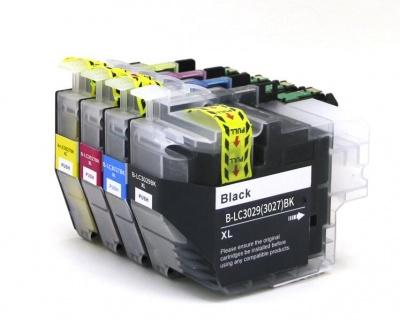 GKI-B-LC3029XXL BK/M/Y/Cpigment