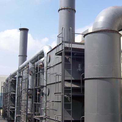 蓄热氧化焚烧炉