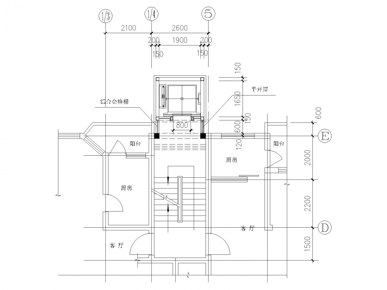 杭州市级机关住宅电梯加装项目