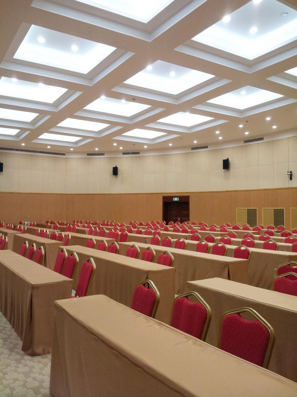 杭州市政府第二会议厅装修工程