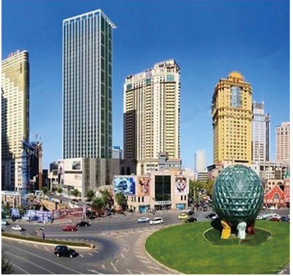 沈阳大连国泰港汇中心