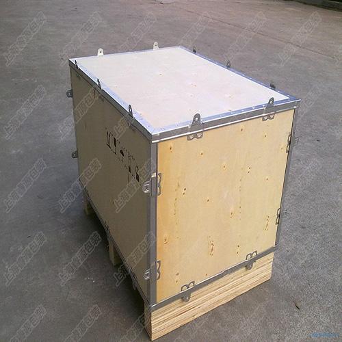 钢带木箱001