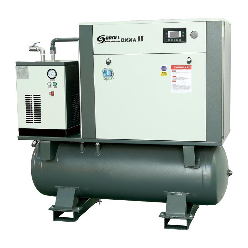 激光切割空压机 OXXA11-1.1/16H