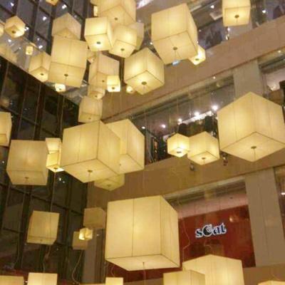 商场中庭吊饰
