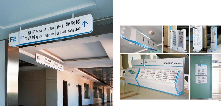 医院索引牌