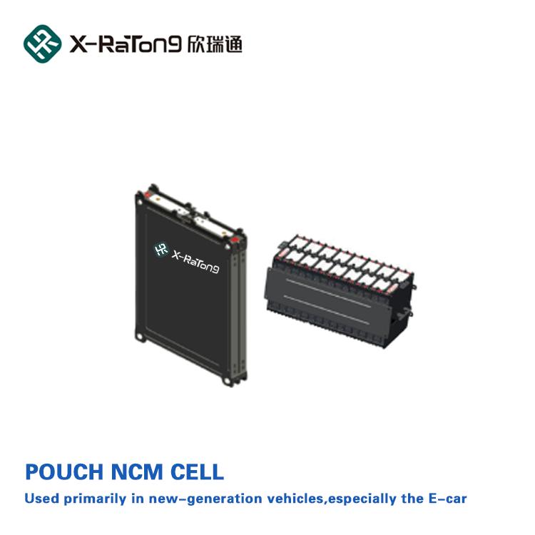 软包三元电池