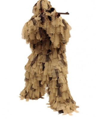 Big Game Ghillie Suit