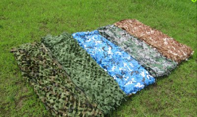 outdoor military camouflage net woodland leaves camo net
