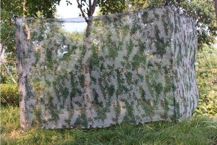 woodland stealth camo net