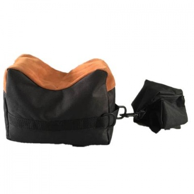 Front & Rear Shooter's Gun Rest Sand Bags Shooting Bench Steady