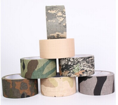 Adhesive Camouflage Camo Hunting Riffle Gun Wrap Stealth