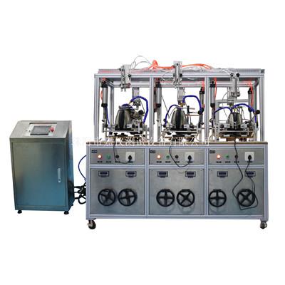 电水壶干烧煮水测试台 JAY-5187
