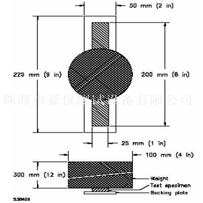 垫圈挤压测试装置JAY-6067