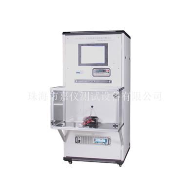 电动汽车充电桩连接器温升试验系统 JAY-DD385