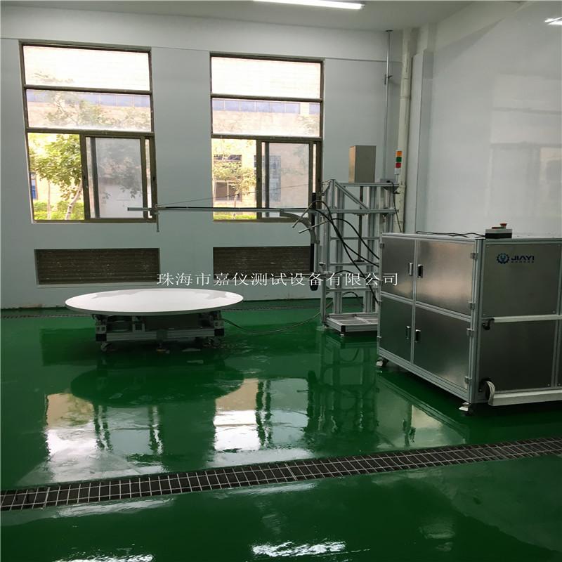IPX9K防水等级试验机(开放式)  JAY-1173K