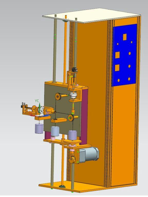 充电桩线缆拉扭力试验装置 JAY-9751
