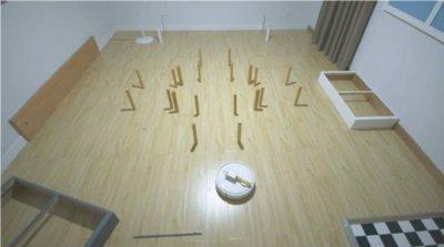 清洁机器人覆盖率实验室 JAY-5190