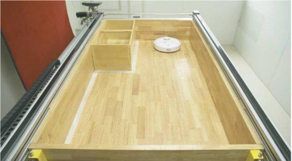 清洁机器人除尘试验装置 JAY-5192