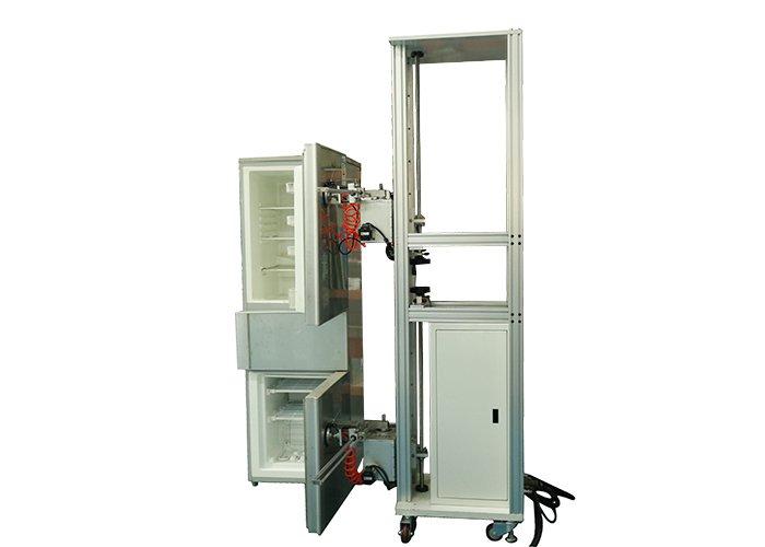 立式冰柜开关门寿命试验机JAY-5191