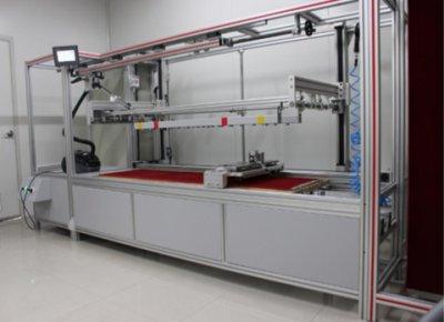 真空吸尘器除尘能力测试系统 JAY-5338