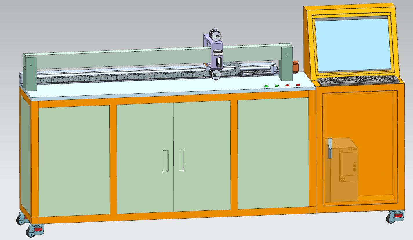 管材外形自动测量装置 JAY-8795
