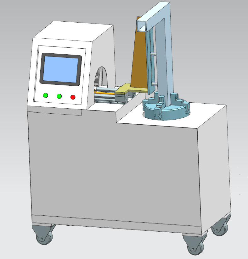 管材镀层自动测量装置 JAY-8801