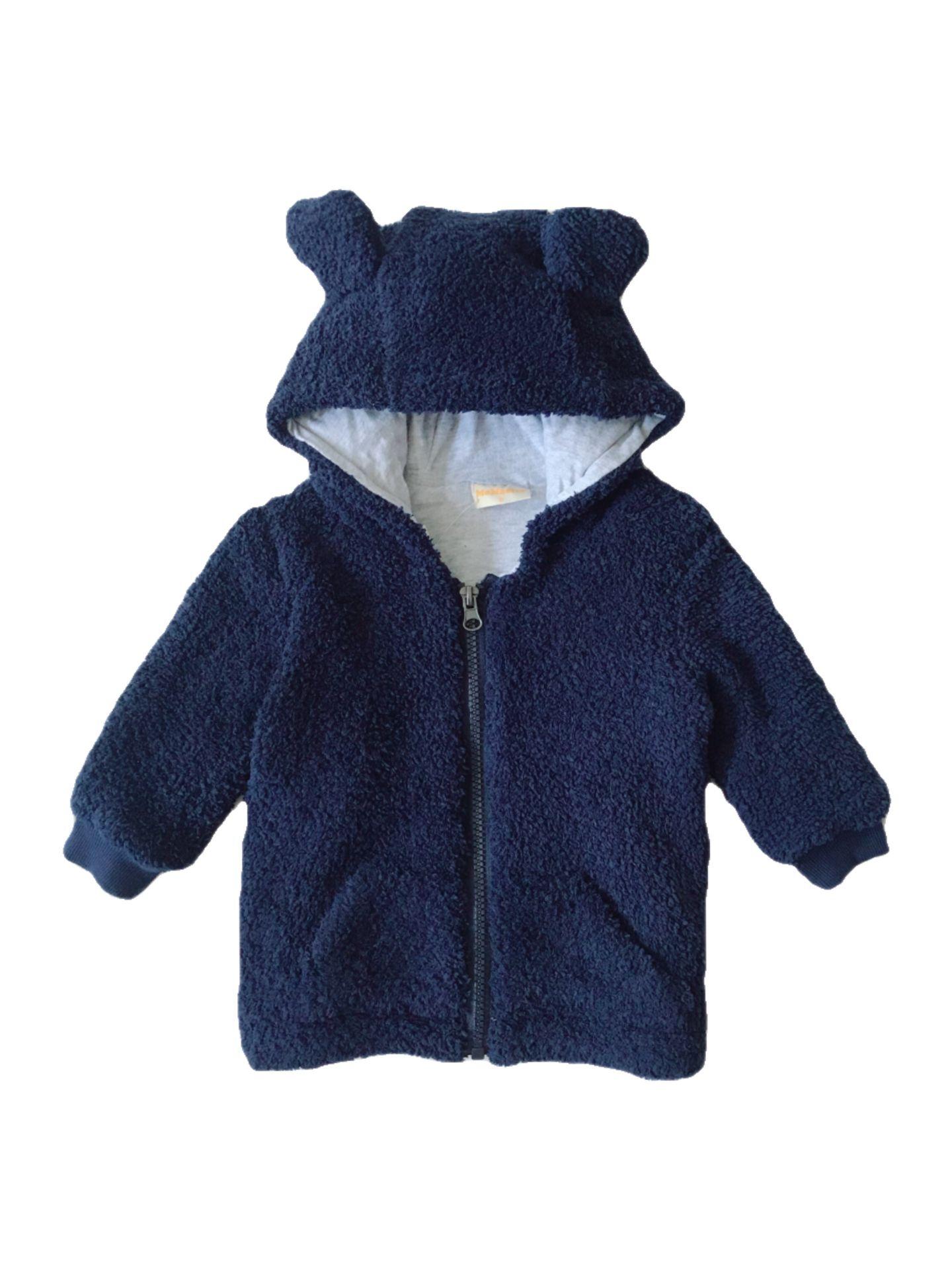 BABY BEAR FLEECE JACKET