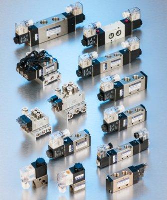 4YV100系列二位五通电磁阀