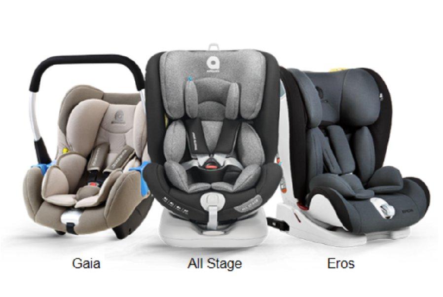 安普力儿童安全座椅