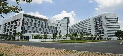 萝岗中心医院