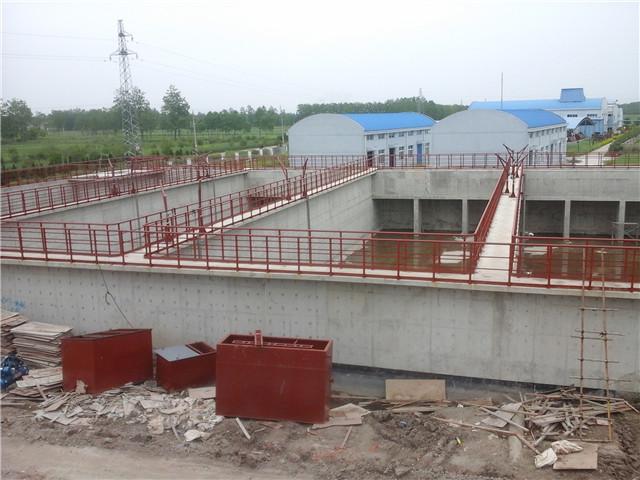 工业污水处理设备废水处理程度...