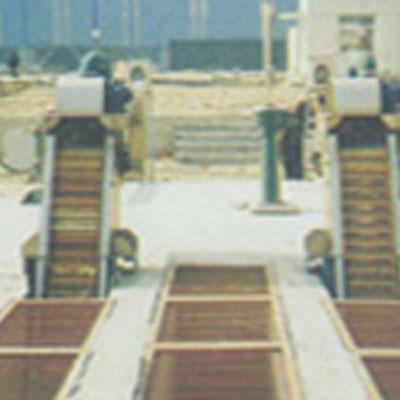 HGC型回转式格栅除污机